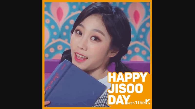 190210 Today is Lovelyz JISOO's Birthday 🎉 HappyJisooDay 겨울나라의 지수를 사랑해 Congrats