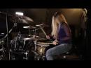 "JINJER _""Pisces_"" (Drum Cover)~Brooke C~"