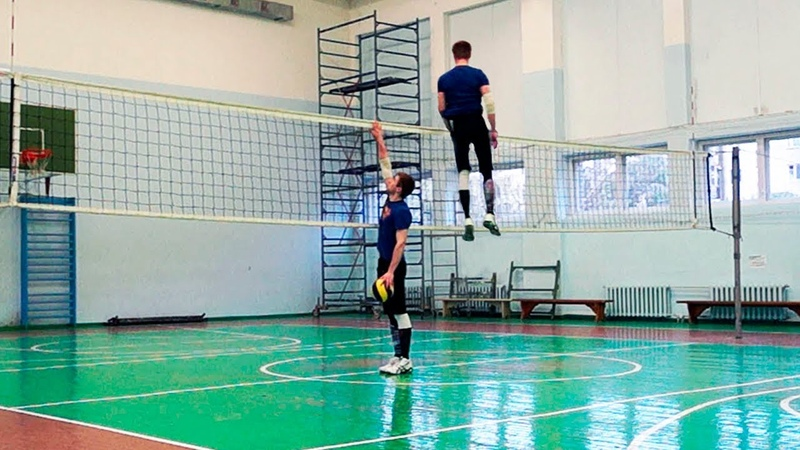TOP » 20 Exercises To Help You Jump Higher | Volleyball Jump Training 2018 (HD)