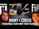 Ramas Screen and Tyler Calvert Talking about Rocky Creed Franchise