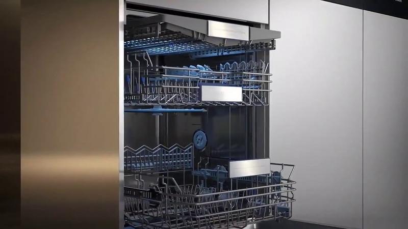 Посудомоечные машины Siemens