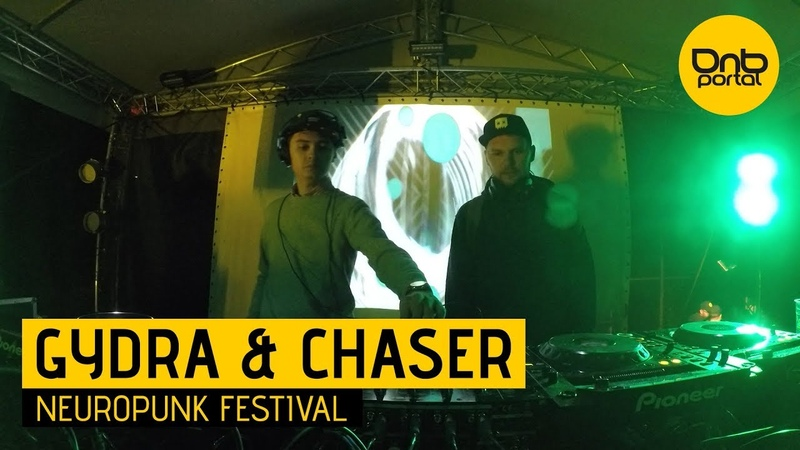 Gydra ChaseR - Neuropunk Festival by Delirium [DnBPortal.com]