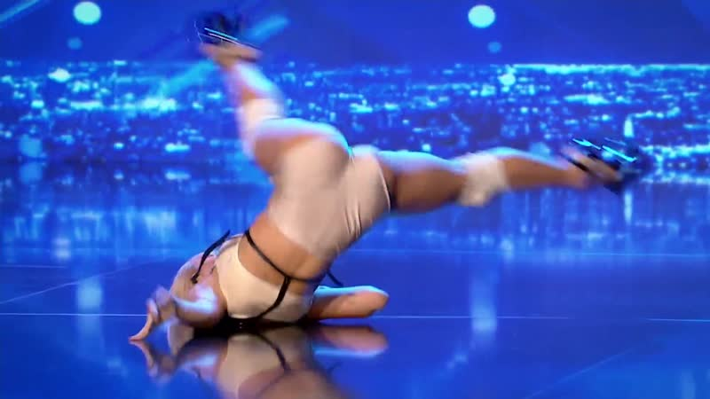 Is This The SEXIEST Audition Yet Erotic Dancer Wows Judges Got Talent Global