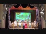 Старотимошкинский СДК на районном конкурсе детских фольклорных коллективов