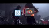 Intel core i3 8100 |vs| Ryzen 5 2500x