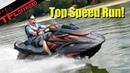 2019 Yamaha Waverunner FX Cruiser SVHO Expert Buyer Review Top Speed Run!