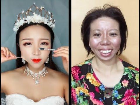 [ OMG ] Makeup vs No Makeup | Removing Makeup Makeup | Makeup beauty magical | Part 3