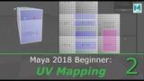 Maya 2018 Beginner UV Mapping (23)