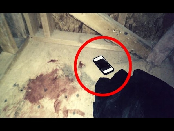 Poltergeist Caught on Tape - Poltergeist Diaries First Blood P24