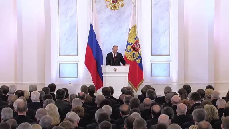 Сегодня российское общество испытывает явный дефицит духовных скреп