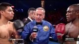 Jessie Vargas vs. Wale Omotoso - 2013 Full Fight Highlights