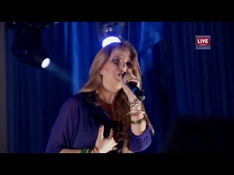 Carlas Dreams feat. Dara - Влюблены (Live @ SKY-Sensation Open-Air) (08.06.13)