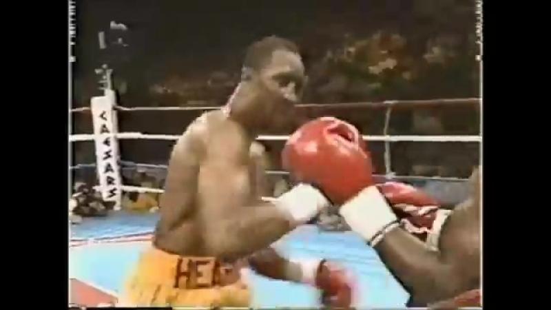 Легендарные бои — Леонард-Хёрнс 2 (1989) _ FightSpace