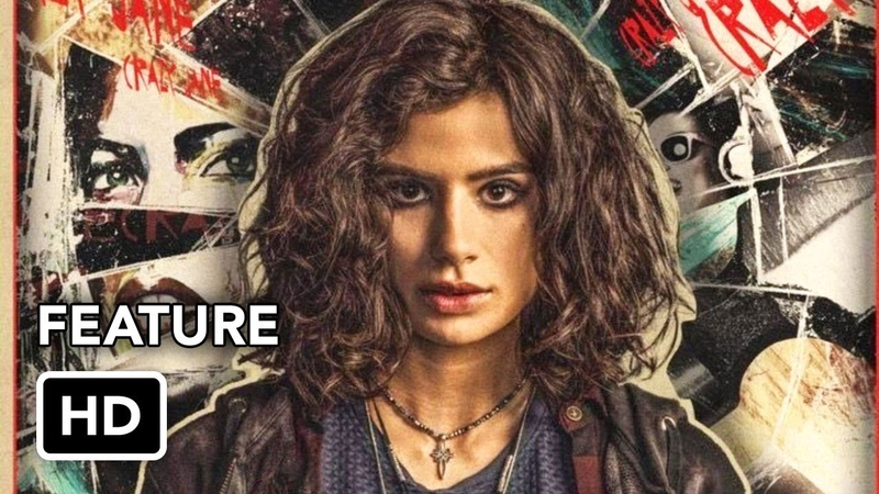 Doom Patrol Crazy Jane Featurette (HD) DC Universe Superhero series