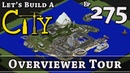 How To Build A City :: Minecraft :: Overviewer Tour :: E275
