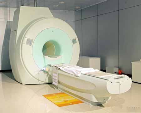 Выступы диска могут быть диагностированы с помощью МРТ.