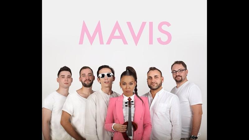 Кавер группа Mavis - Promo 2018