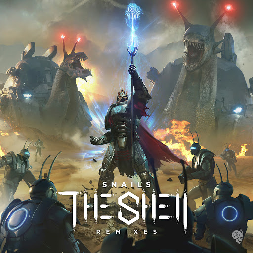 Snails альбом The Shell (Remixes)