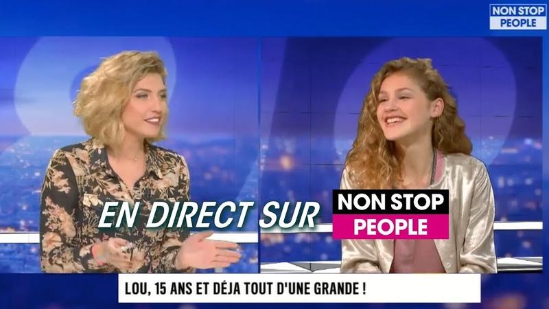 Lou | En direct sur Non Stop People