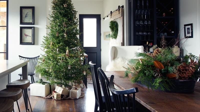 House Tour | Simple Christmas Decor Ideas For A Relaxed Holiday Season