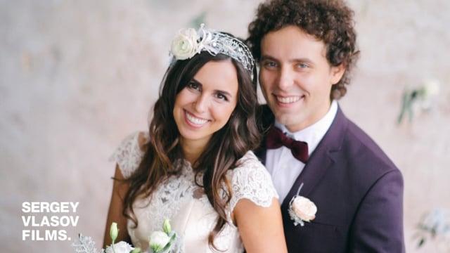 Никита и Маша / Свадебное вдохновение