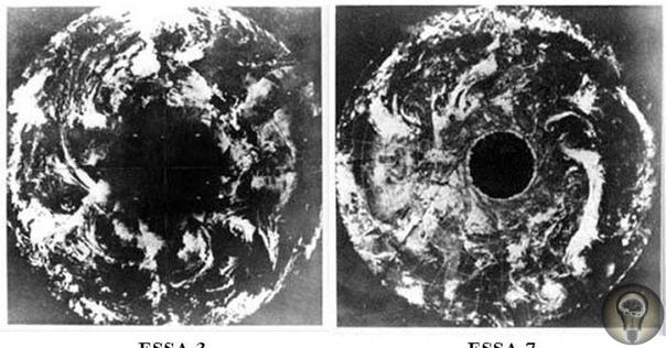 Великий полярный Водоворот. Странные явления - наследие Гипербореи В апреле 1948 г. три самолета, стартовав с острова Котельный, взяли курс на Северный полюс. Ветераны папанинской эпопеи,
