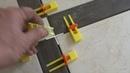 Самый прогрессивный способ укладки плитки.The most progressive method of laying tile