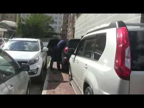 Дерзкий нарушитель в погонах г. Ростов-на-Дону