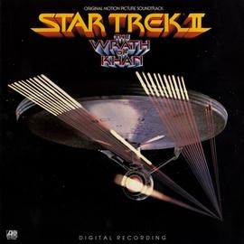 James Horner альбом Star Trek II: The Wrath of Khan Original Motion Picture Soundtrack