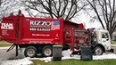 Rizzo Environmental Services Peterbilt 320 G S Products CollecStar 8000