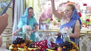 День явления Нарасимха Дева в храме Шри Шри Радха Говинды**Абхишека**г.ОМск 18.05.19.