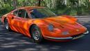 Мультики про Машинки - Ferrari Dino 246 GT. Цветные Машинки для детей. Песенки для детей