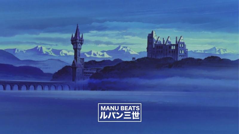 Manu beats - lupin iii unreleased version (full beat tape)