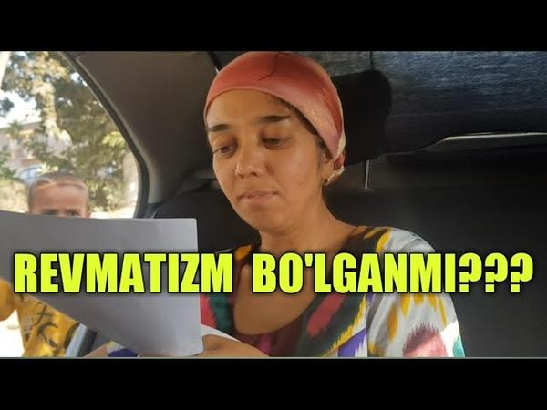 MAHALLA VA MEHNAT BIRJASIGA ARIZA BILAN CHIQDIK