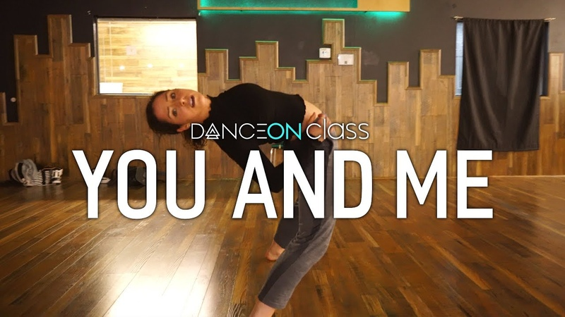 Lauren Presley - You and Me   Arielle Creager Choreography   DanceOn Class