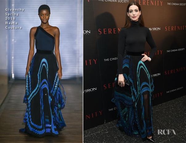 Знаменитости в Givenchy