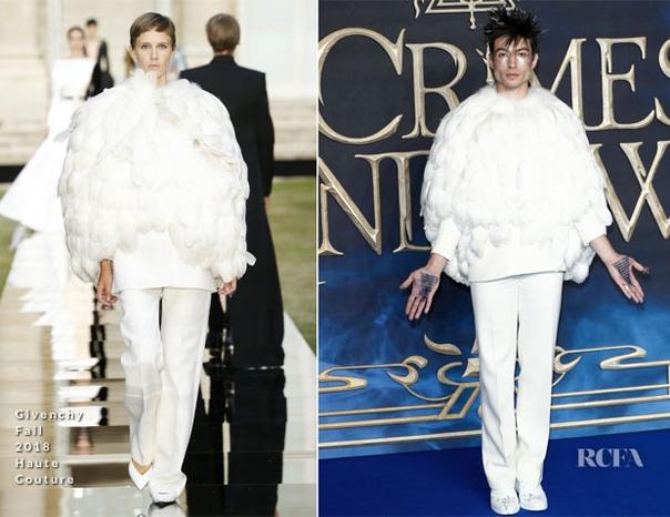 Знаменитости в Givenchy часть 6