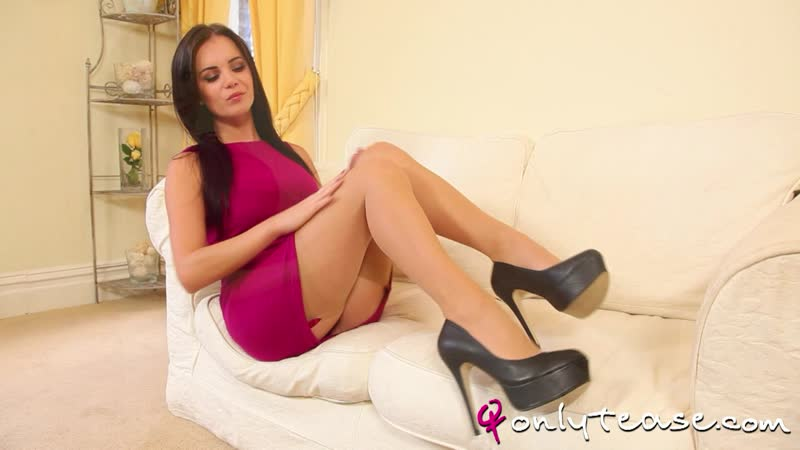 Emma Glover only tease erotic эротика fetish фетиш playboy model модель milf big boobs pussy stockings lingerie белье