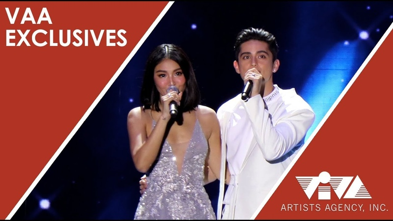 EXCLUSIVE | JADINE SINGS SHARON CUNETA HIT TO LOVE AGAIN IN ABS-CBN CHRISTMAS SPECIAL