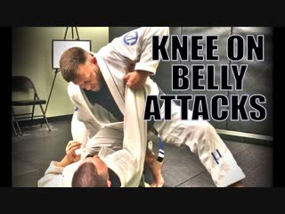 Jiu-jitsu - knee on belly attacks jiu-jitsu - knee on belly attacks
