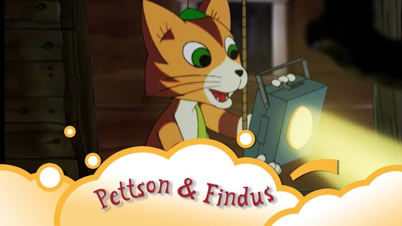 Pettson and Findus: Clucking in the Vegetable Patch S1 E5 | WikoKiko Kids TV