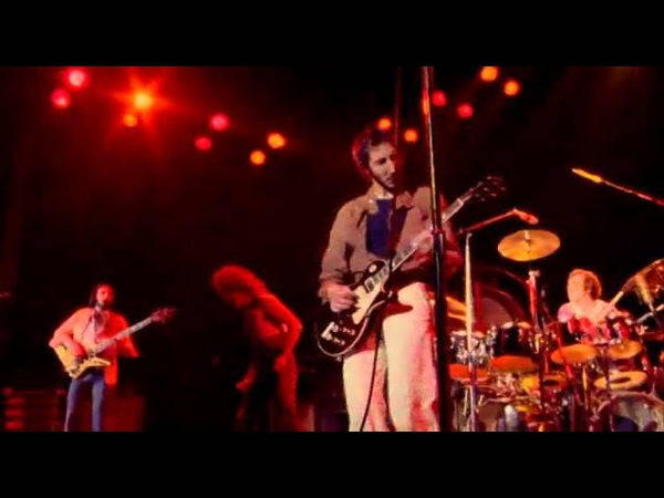 John Entwistle Bass Solo - Dreaming from the Waist