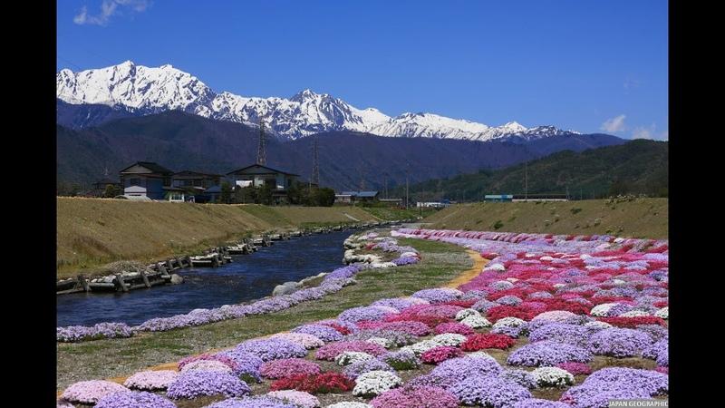JG 長野の四季 Sketches of Nagano,Four Seasons Digest