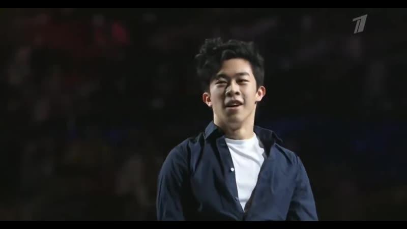 Натан Чен. ГАЛА ПВ Чемпионат Мира 2019