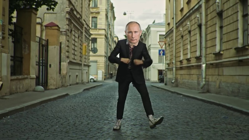 Путин -Skibidi Challenge