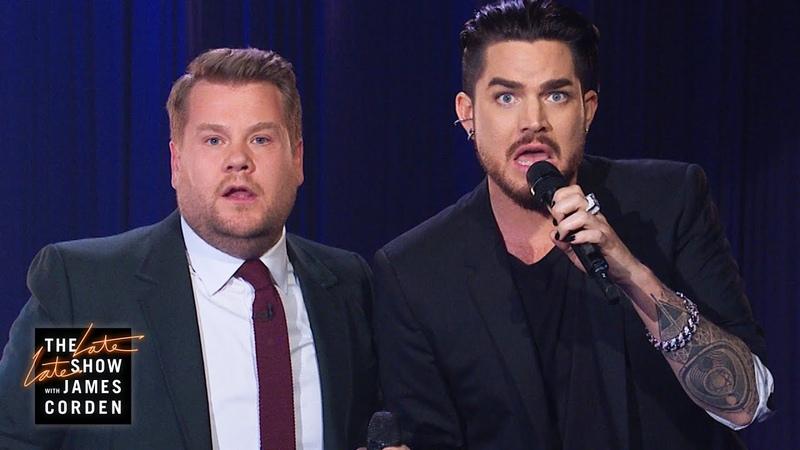 The Shows Ending Now - Queen Parody w Adam Lambert