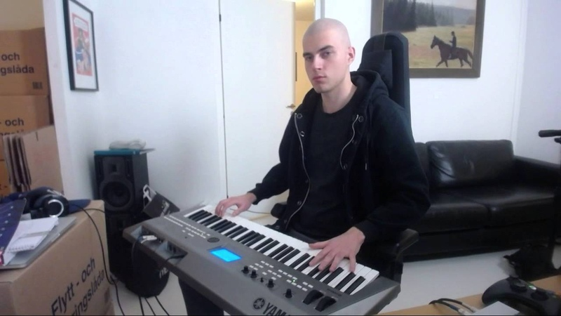 When you're a classical pianist but you listened to hip hop once