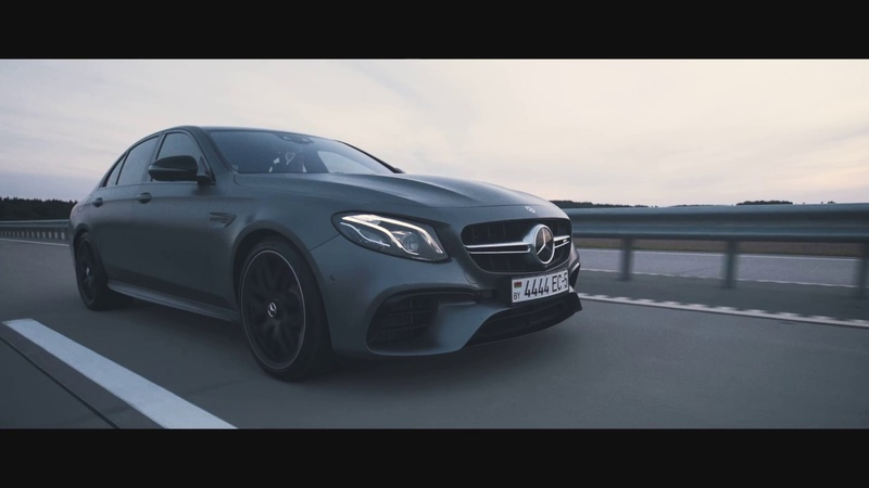 MB E63 AMG w212 vs MB E63s w213(friendly video).