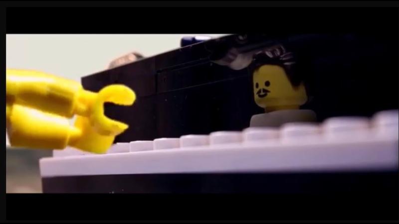 Bohemian Rhapsody Movie Trailer Lego