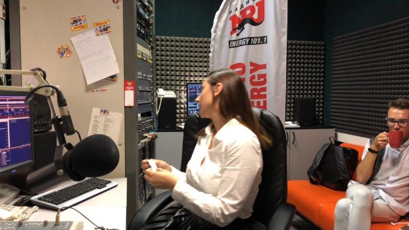 Радио ENERGY (NRJ) - Воронеж 101.1 FM — Live
